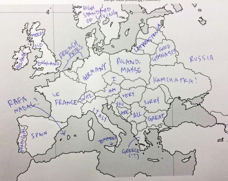 Amerykanie uzupełniają mapę Europy. Masakra - Joe Monster