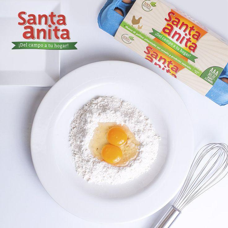 Disfruta de la mejor nutrición para ti y tu familia con productos 100% naturales como son los Huevos Santa Anita del campo a tu hogar. Cuéntanos ¿cuáles Huevos Santa Anita son tus preferidos? #HuevosSantaAnita