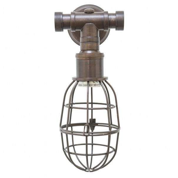 Nostaluce wandlamp retro & vintage Sandford   Nostalux.nl