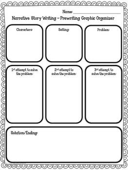 narrative essay graphic organizer fourth grade The essay map is an interactive graphic organizer that enables students to organize and outline or descriptive essay it's not easy surviving fourth grade.