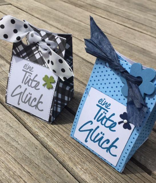 papierZART : Geschenktüte selbst gemacht, Geschen…