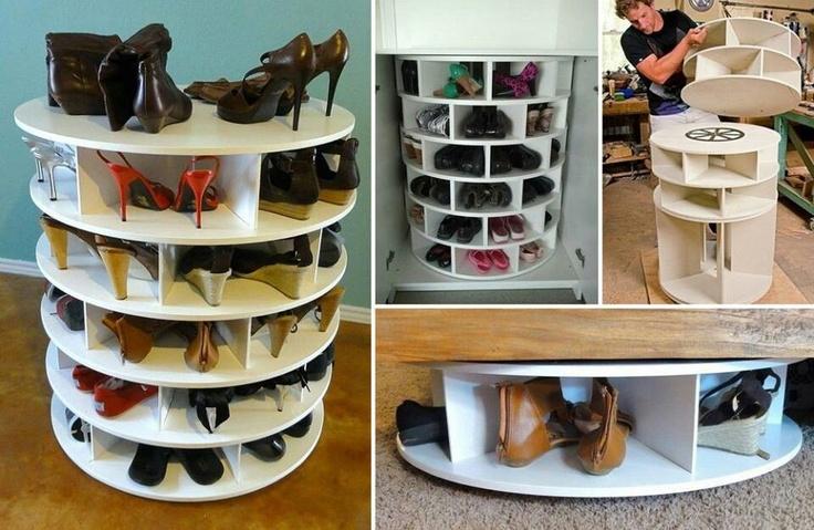 shoe rack design pinterest shoes rotating shoe rack and shoe