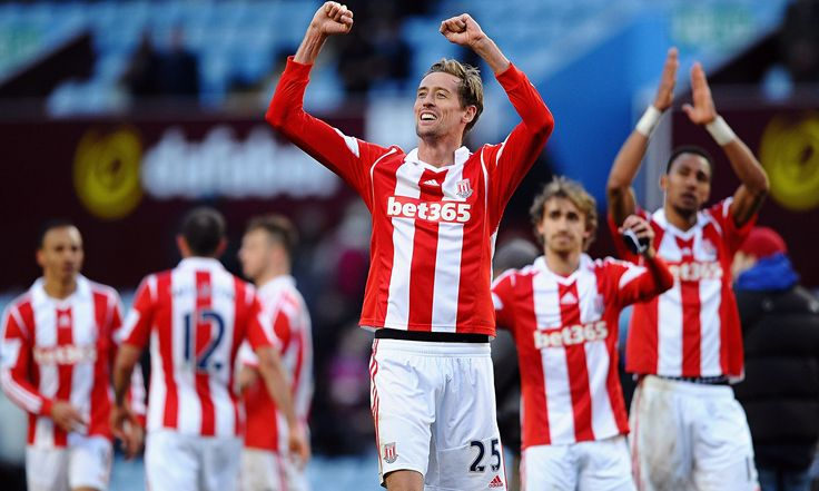 @Stoke Peter Crouch and all the potters #9ine