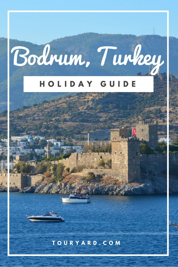 Things to do in Bodrum Turkey
