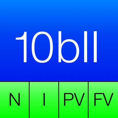 10BII Calc HD: Is a business calculator featuring over 100 built-in functions for business, finance, mathematics and statistics. Easily calculate loan payments, interest rates, amortization, discounted cash-flow analyses, TVM (loans, savings, and leasing), bonds and...