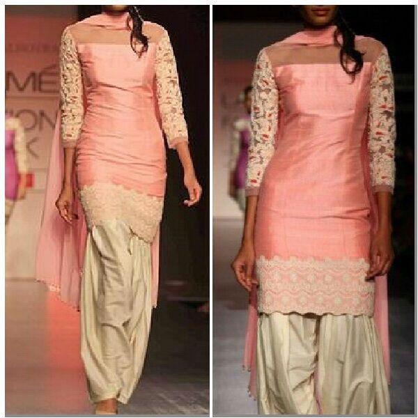 Beautiful Patiala Suit