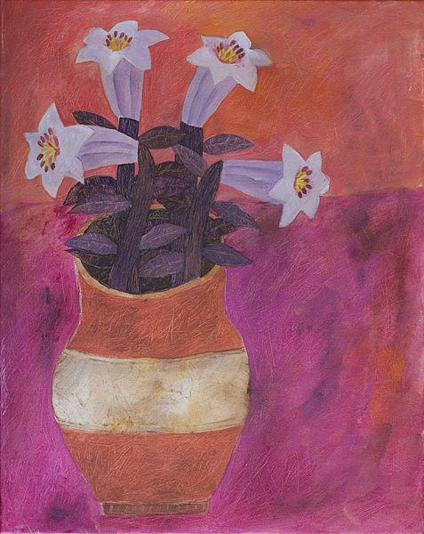 lily in a jar, Soojung Cho