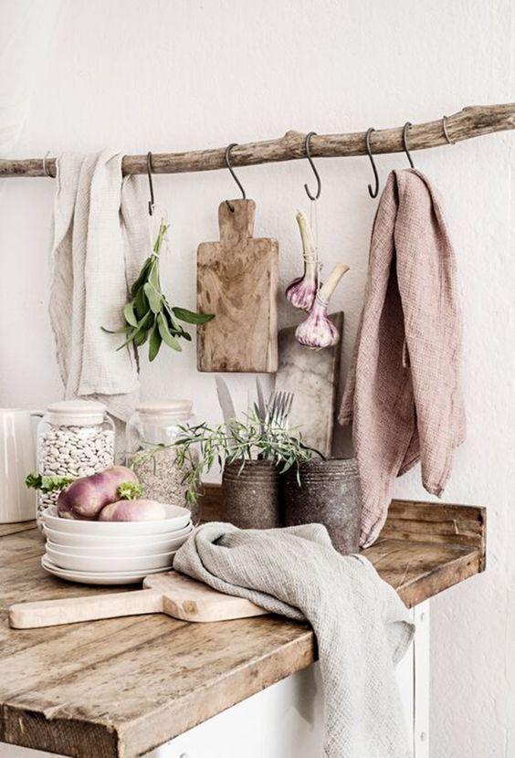 De Rose Et De Blanc Kitchen Diningroseinterior Designnatural Home Decornatural