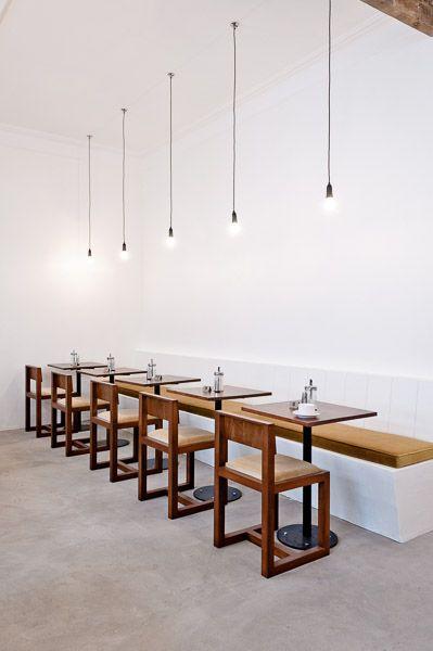 12 Best Minimalist Coffee Shop Interiors Images On