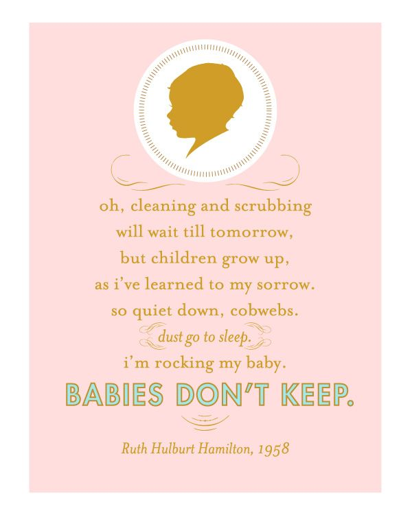 for nursery: Babies, Sweet, Babies Don T, Quotes, Stuff, So True, Kids, Mom