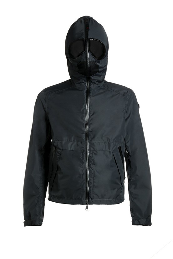 Clean Jacket  for man by AI - Riders On The Storm. DCM405: NYLON PLAIN FULL DULL - 100% NYLON.