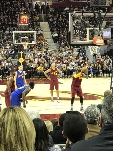 #tickets 2 Cleveland Cavs Tickets Vs Golden State Warriors please retweet