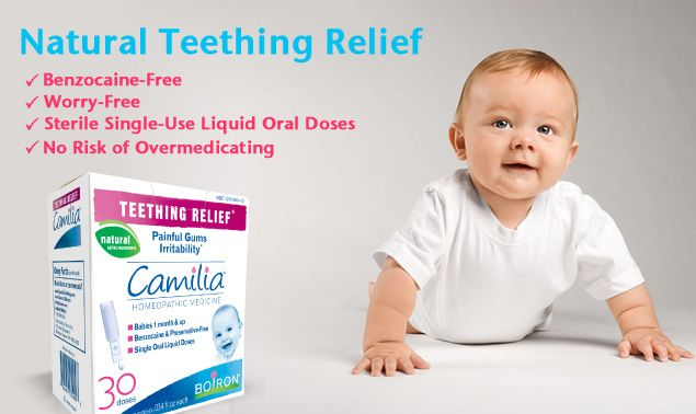 Camila Teething Medicine (homeopathic)