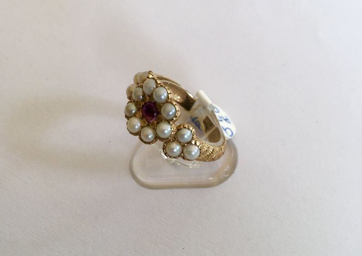 9ct Gold Pearl