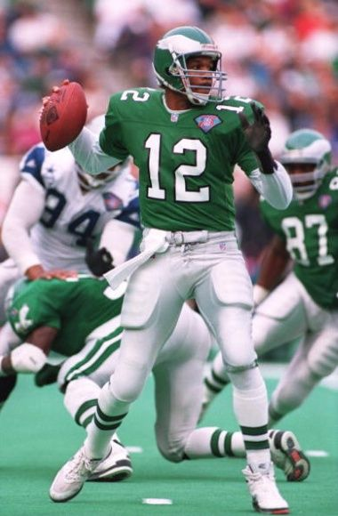Randall Cunningham... bring back the kelly green!