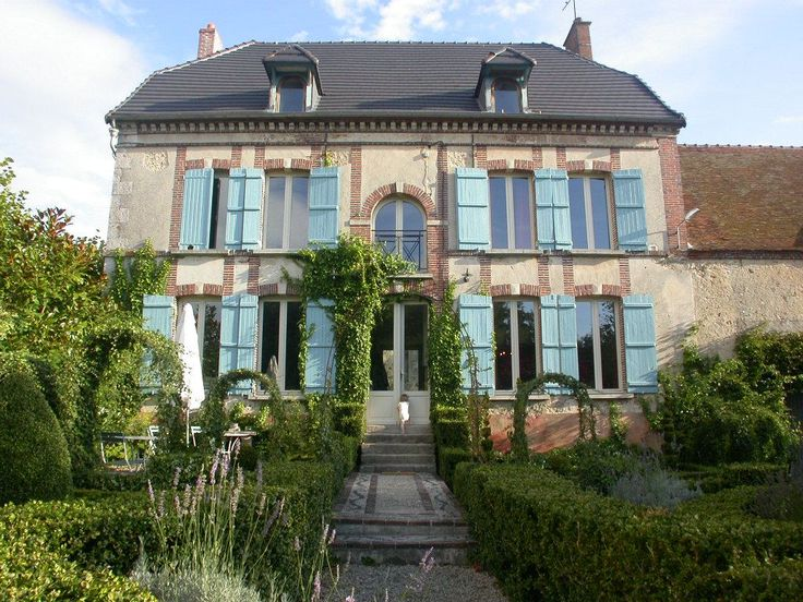 1000 Ideas About French Villa On Pinterest French