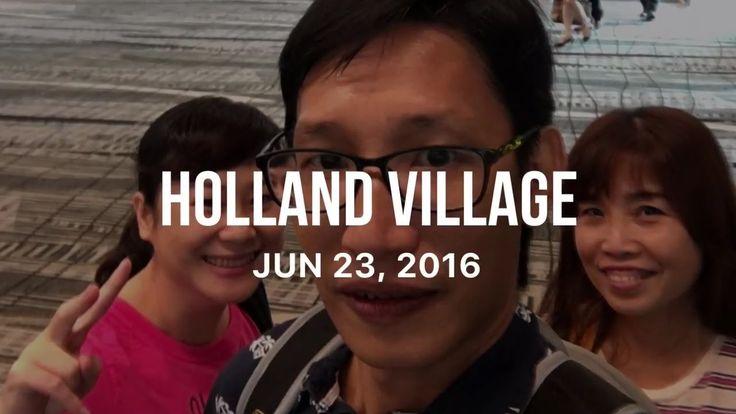 Trip Singapore - Ghé Thăm Sân Bay Changi và Tòa Nhà Holland Village
