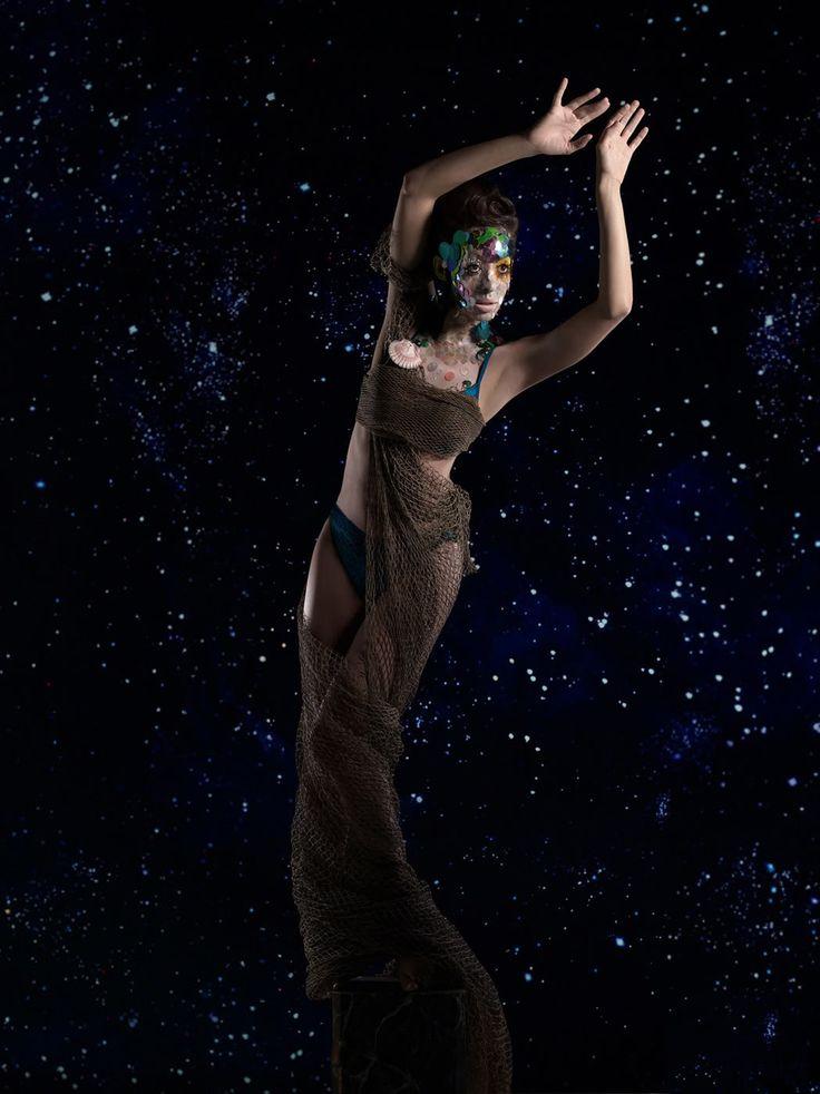 America's Next Top Model Zodiac Shoot, Warneco calendar, star signs - Pisces