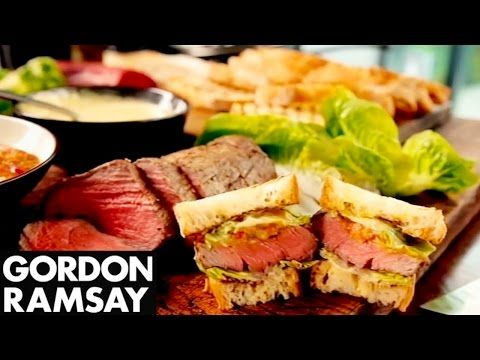 Gordon Ramsay's ULTIMATE COOKERY COURSE: How to Cook the Perfect Steak - YouTube