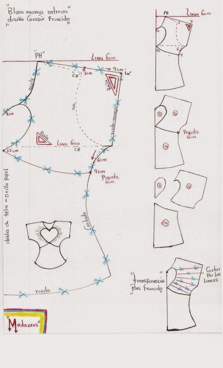 515 best Sastre images on Pinterest | Sewing patterns, Chart and ...