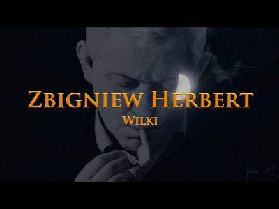 Zbigniew Herbert - Wilki (ku pamięci Żołnierzy... - hungbejwin_ludowy - Wykop.pl