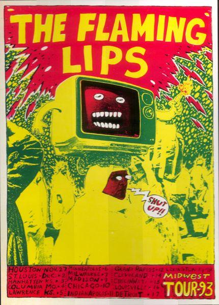 Wayne Coyne Flaming Lips