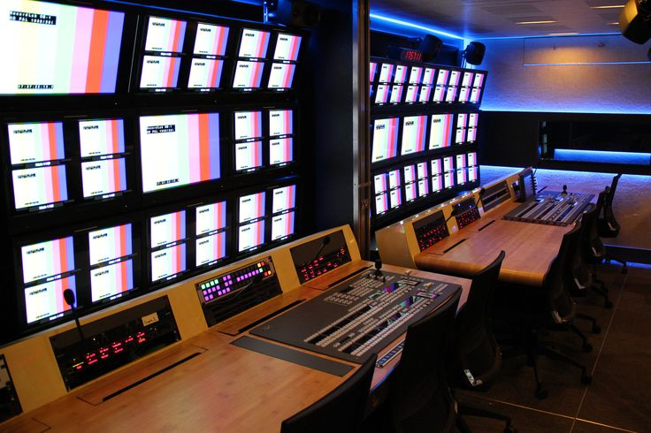 The outside broadcast specialist #RecordLab TV & Media (NEP Group) has outfitted its new OB van with our #MicroN 80G media distribution network. #Riedel