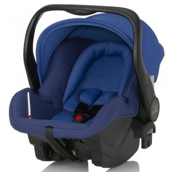 Britax Römer Primo, Isofix optional - OCEAN BLUE - 2016 bei kiddies24.de