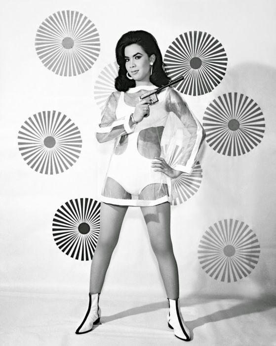 «Космическая» мода 1960-х.