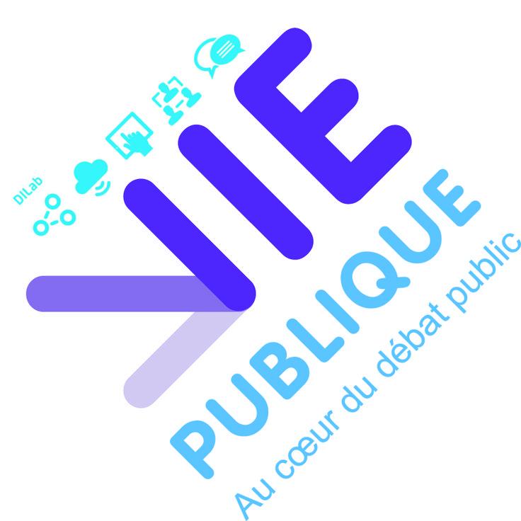 Logo officiel du volet R&D du portail vie-publique.fr