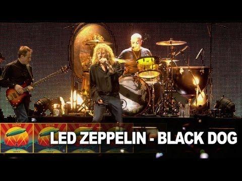 Led Zeppelin - Black Dog - Celebration Day [OFFICIAL] - YouTube - Yep, still got it.