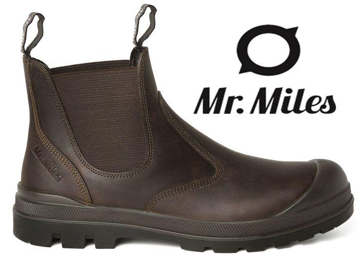 Chaussures de sécurité MR.MILES SKYLINE