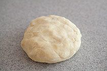Pate Brisee pie crust dough--you will never ever need another recipe ...