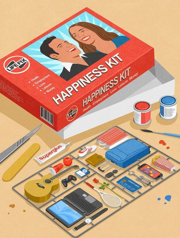 Acclaimed British illustrator John Holcroft illustrates present day problems with biting satire. These illustrations borrow style from advertisements from the 1950s. Holcroft takes a look at technology used as a crutch, the practice of medicine and its relationship to profit and savings, outsourcing and instability of employment and more.    John Holcroft Online: Website: http://go.ju5t.in/1wxp44C Behance site: http://go.ju5t.in/1wxp4S1 Facebook page: http://go.ju5t.in/1wxp5FG