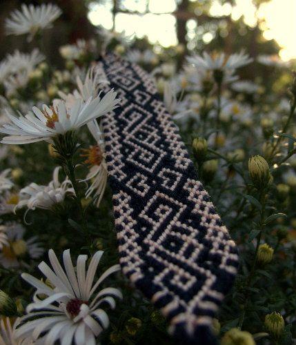 Photo of #48498 by Cathy_3 - friendship-bracelets.net