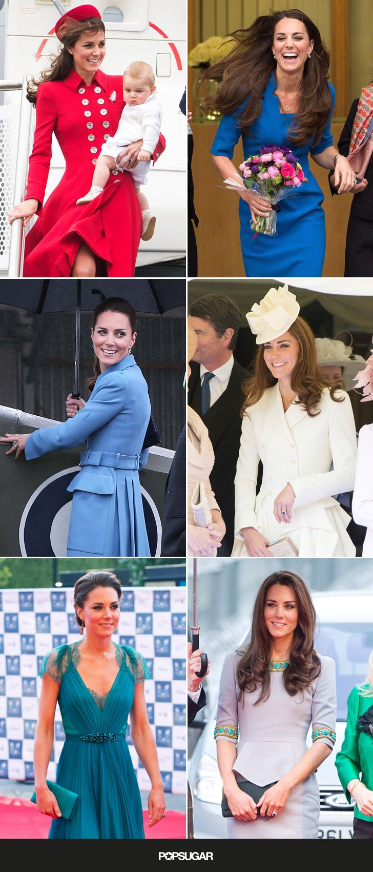 All of the Duchess of Cambridge's best moments.  She is so lovely and gracious.  I see beauty IN her actions in almost every single pic!  SHE IS OUTSTANDING!
