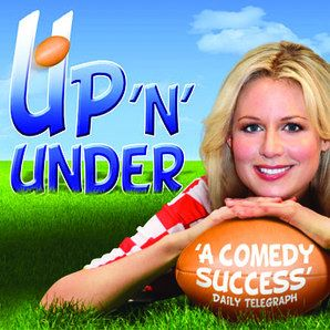 John Godber directs the 25th anniversary production of his Olivier Award-winning comedy. Actress and TV personality Abi Titmuss, fresh from a critically-acclaimed performance as Lady Macbeth, stars as a gym instructor attempting to kick an unruly bunch of amateur Rugby League misfits into touch.