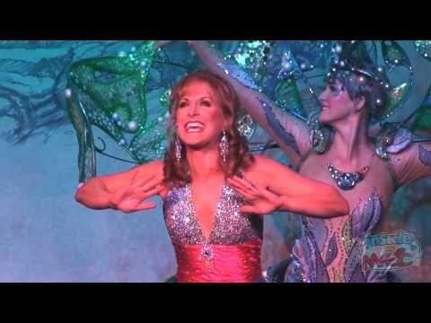 The Little Mermaid voice Jodi Benson sings at the Disneyland Resort: LOVE HER COMMITMENT!
