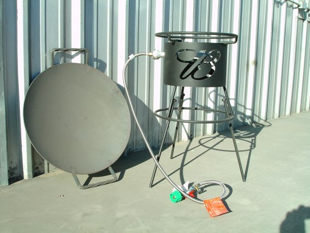 disc grilling | choices around the center of the disco cooking surface also works well ...