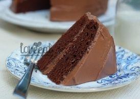Шоколадно-майонезный торт!