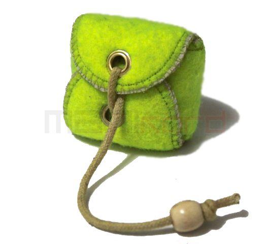 Diez creativos nuevos usos para viejas pelotas de tenis.