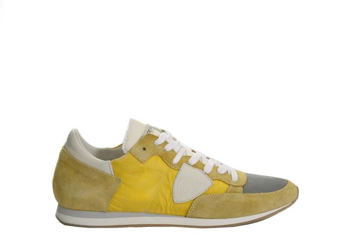 original! @montenapoleoneluxury.com  PHILIPPE MODEL LOW TROPEZ WASHED SNEAKER  http://www.montenapoleoneluxury.com/products/women-shoes/philippe-model/sneakers/090339244918040623201/philippe-model-low-tropez-washed-sneakers.html?cGFnZT01