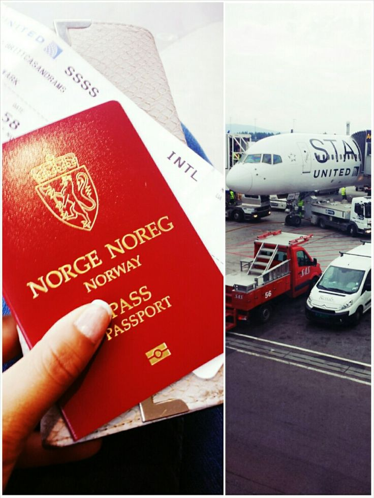 Flyreisen min