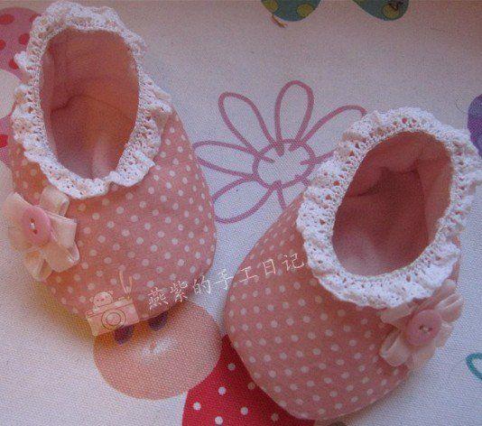 padrões sapatinhos, costurar suas próprias mãos