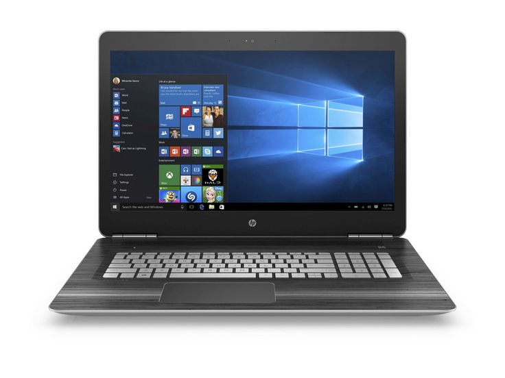 HP Notebook Pavilion 17-ab080nz