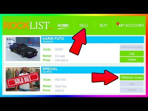 cool THIS INCREDIBLE FEATURE COULD MAKE US ALL MILLIONAIRE'S & NEEDS TO BE ADDED INTO GTA ONLINE! (GTA 5)