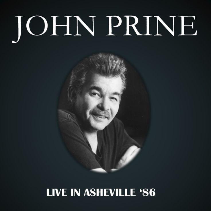 John Prine: Live from Asheville ' 86 Free Download via Noisetrade Are you a John Prine fan?
