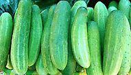 Cucumber - low cal, high fiber, potassium, detoxing, vit k