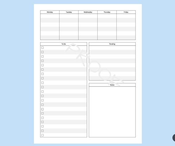 The 25+ best Standard printer paper size ideas on Pinterest - expense form