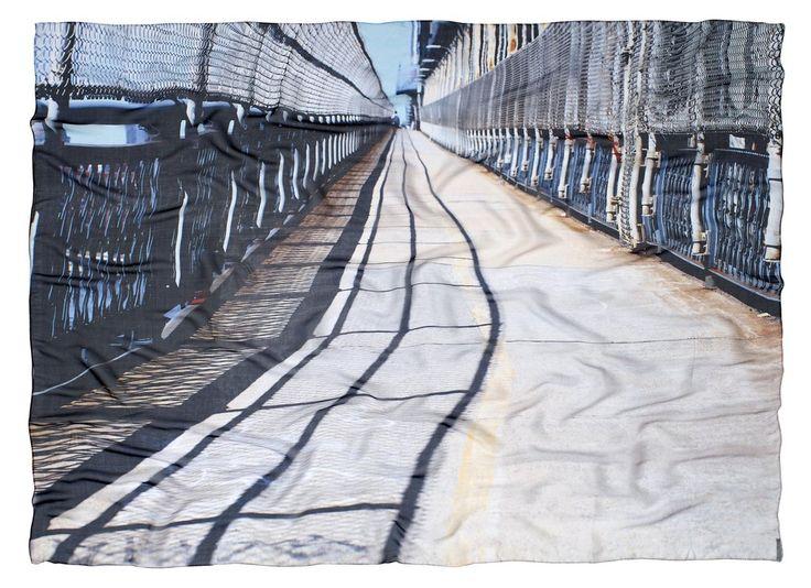 Good & Co Scarf: Manhattan Bridge